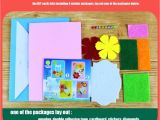 Diet Teachers Day Card Handmade Card Making Kits Diy Handmade Greeting Card Kits for Kids Christmas Card Folded Cards and Matching Envelopes Thank You Card Art Crafts Crafty Set