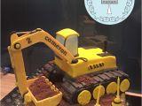 Digger Cake Template 41 Digger Cake Template Excavator Http