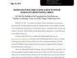 Digital Press Release Template Digital Press Release Template Images Template Design Ideas