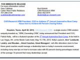 Digital Press Release Template the 4 Fundamentals Of Writing A Good Press Release