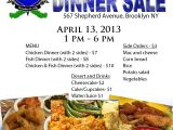 Dinner Sale Flyer Template 12 Best Photos Of Sample Flyers for Selling Dinners soul