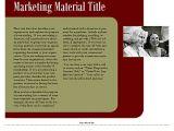 Direct Mail Flyer Template Download Direct Mail Set Flyer Herald Design for Desktop