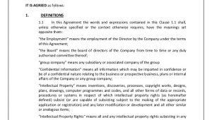 Directors Service Contract Template Directors Service Contract Tcw