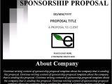 Dirt Track Racing Sponsorship Proposal Template Sponsorship Proposal Template Best Word Templates