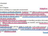 Discuss Your Resume Job Interview How to Describe My Strengths Strengths Weaknesses In