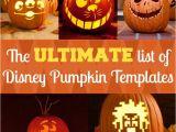 Disney Templates for Pumpkin Carving Free Disney Pumpkin Carving Templates
