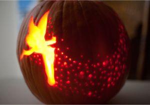 Disney Templates for Pumpkin Carving Tinkerbell Pumpkin Template Cyberuse