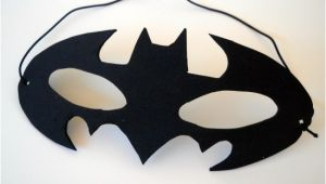 Diy Batman Mask Template How to Batman Mask Laura 39 S Crafty Life