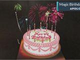 Diy Cake Pop Up Card for Birthday Magic Birthday Card