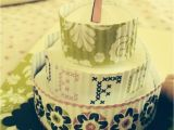 Diy Cake Pop Up Card for Birthday Sizzix 3d Cake Die Pop Up Inside Of Card with Images
