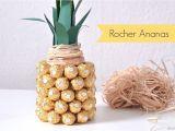 Diy Card Holder for Wedding Ideen Zum Muttertag Rocher Ananas Place Card Holders