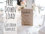 Diy Card Holder for Wedding Mini Gastebucher Aus Kraftpapier Hochzeits Diy Print