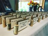 Diy Card Holders for Tables Cork Name Card Holders are A Classy and Affordable Diy Idea