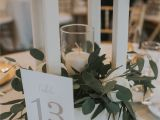 Diy Card Holders for Tables Photo Credit Dearly Beloved Weddings Lantern Centerpieces