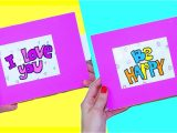 Diy Card Ideas 5 Minute Crafts 5 Minute Crafts with Paper Easy Diy and Crafts