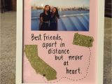 Diy Farewell Card for Friend Long Distance Friendship Picture Frame with Images
