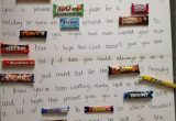 Diy Father S Day Card Ideas Father S Day Chocolate Card Fathers Day Crafts Candy