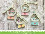 Diy Gift Card Snow Globe In A Jar Snow Globe Gift Tag Globe Gift Lawn Fawn Stamps Gift Tags