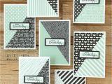 Diy Handmade Greeting Card Kits Stampin Up Scrapbooking tools Kits Simple Birthday