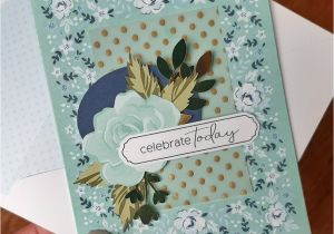 Diy Handmade Greeting Card Kits Yvonne Spikmans Van Bruggen On Instagram Zakdoek Kaart