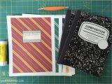 Diy Harry Potter Birthday Card Diy Hogwarts Inspired House Notebooks Harry Potter Craft