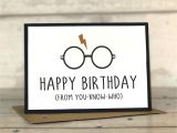 Diy Harry Potter Birthday Card Harry Potter Birthday Card Harry Potter Harry Potter Card