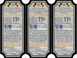 Diy Harry Potter Birthday Card Harry Potter Birthday Invitations Printable which Can Be