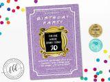 Diy Invitation Card for Birthday Friends Tv Show Birthday Invite Editable Template Diy Party