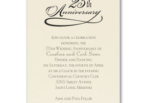 Diy Invitation Card for Debut 25 Years Celebration Invitation Ecru Wedding Renewal