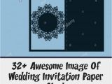 Diy Invitation Card for Wedding 32 Awesome Image Of Wedding Invitation Paper Stock