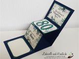 Diy Napkin Fold Card for Scrapbook Pin Auf Karten Basteln