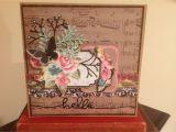 Diy Napkin Fold Card for Scrapbook Pin by Krina Mcglaughlin On My Cards Decorative Boxes I