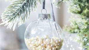 Diy ornament Place Card Holders 25 Ways to Fill A Christmas ornaments Christmas ornaments