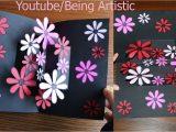 Diy Pop Up Card Flower Easy Way to Make Flower Pop Up Card 12 Paper Crafts Handmade
