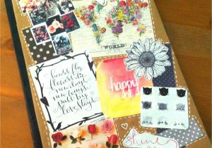 Diy Smash and Grab Gift Card Diy Collage Journal Cover Journal Covers Diy Diy Notebook