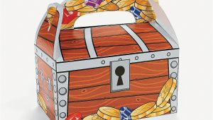 Diy Treasure Chest Card Box Treasure Chest Treat Boxes Perfect for A Pirate Party or