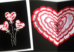 Diy Unicorn Pop Up Card Pop Up Heart Card Easy Handmade Greeting Card Diy Pop Up