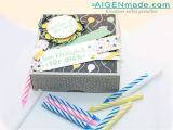 Diy Wedding Card Box Instructions Geburtstagskuchen Box Kuchen Bausatz Als Kleine