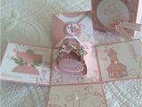 Diy Wedding Card Box Michaels Explosionsbox Zur Kommunion Explosionsbox Geschenke Box
