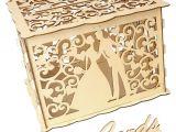 Diy Wedding Card Box with Lock Cocoshope Do It Yourself Kits Diy Wooden Wedding Card Box