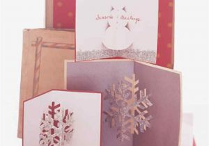 Diy Xmas Pop Up Card Glittered Pop Up Christmas Cards Pop Up Christmas Cards