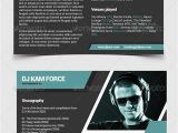 Dj Biography Template 15 Best Images About Dj Press Kit and Dj Resume Templates