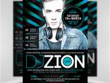 Dj Flyers Templates Free 30 Best Free Psd Flyer Templates