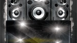 Dj Visiting Card Background Hd Nightclubs Carnival Background Material Con Imagenes