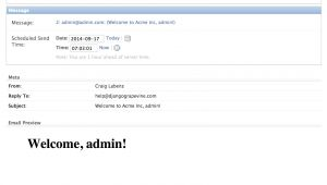 Django Email Template Github Craiglabenz Django Grapevine A Comprehensive