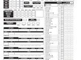 Dnd Templates Blank Dnd Character Sheet Pg1 by Seraph Colak On Deviantart