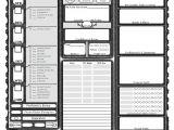 Dnd Templates the 25 Best Dnd Character Sheet Ideas On Pinterest