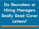 Do Recruiters Read Cover Letters Do I Need A Cover Letter Everything You Need to Know Zipjob