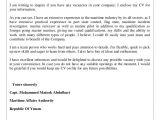 Do You Need A Cover Letter with A Cv Mohammed Matook Cover Letter Cv