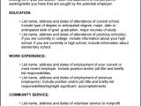 Do You Need A Resume for Your First Job Interview Help Me Write Resume for Job Search Resume Writing